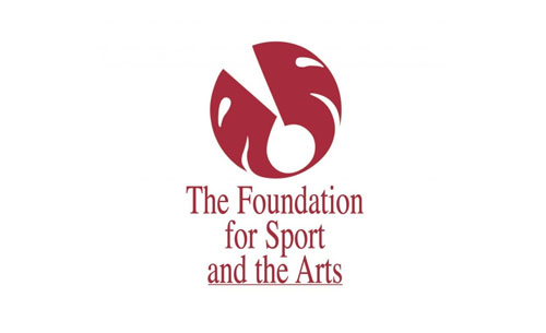 The Foundation for Sports and the Arts logo