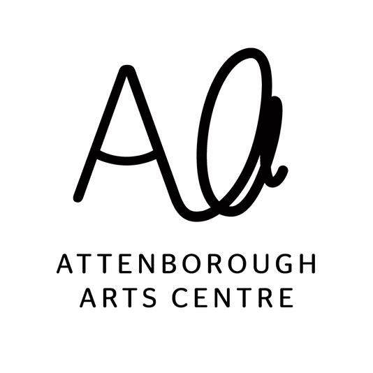 Attenborough Arts Logo