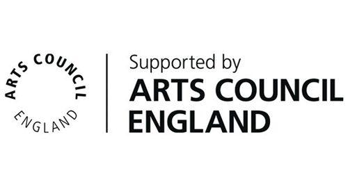 Text: Arts Council England