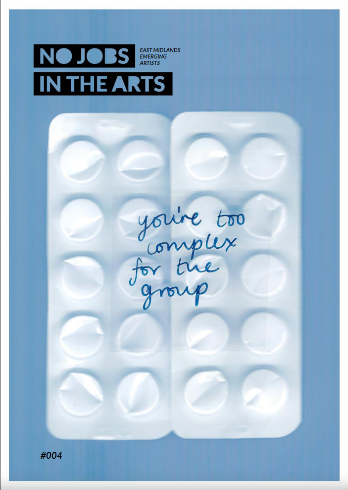 No Jobs in the Arts 4th Edition