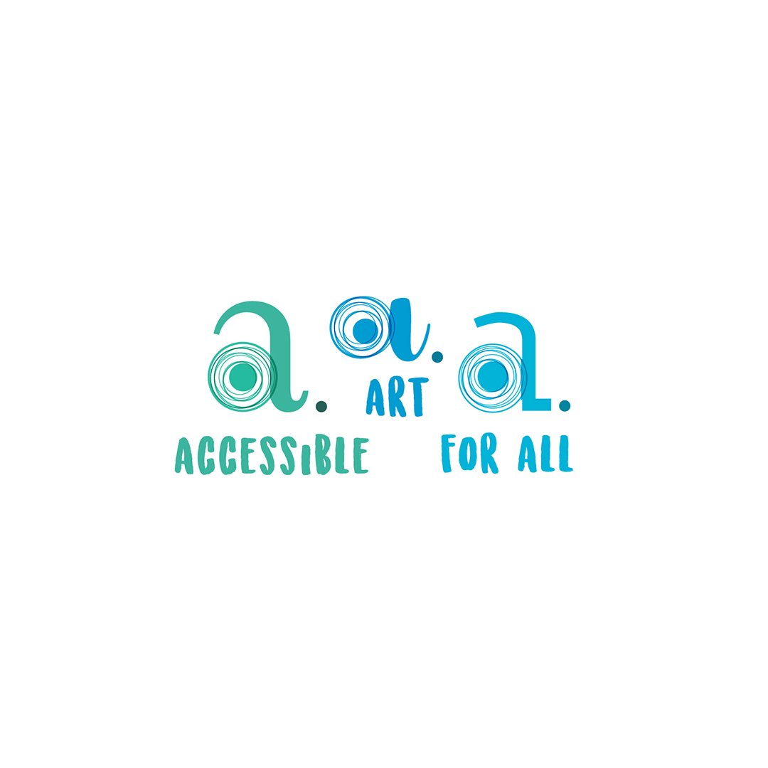 accessible art for all logo